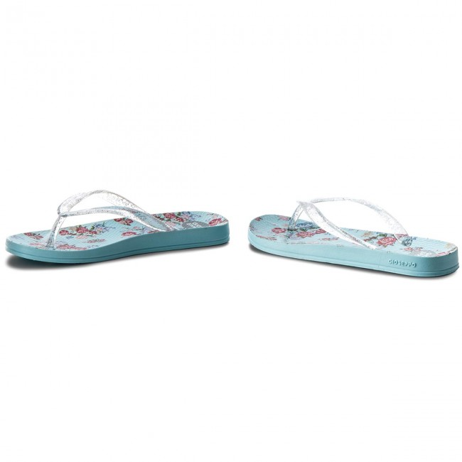 Zehentrenner IPANEMA - Tropical Beuty Fem 82458 Blue/White/Pink 24234