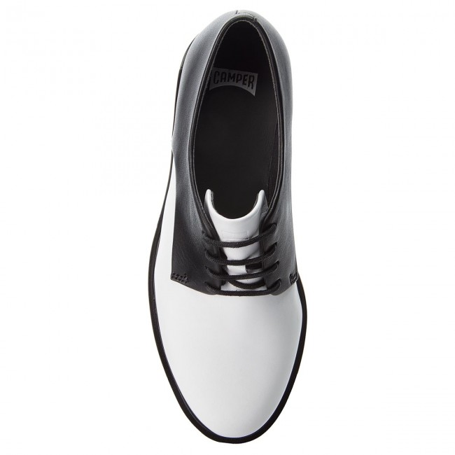 Oxfords CAMPER                                                      Tws K200746-001 Guanto Optic/Sprs.Negro/Iman N 856f96