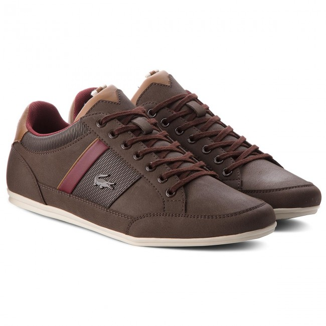Sneakers 2 LACOSTE-Chaymon 318 2 Sneakers Cam 7-36CAM00102E2 Dk Brw/Brw 01fb08