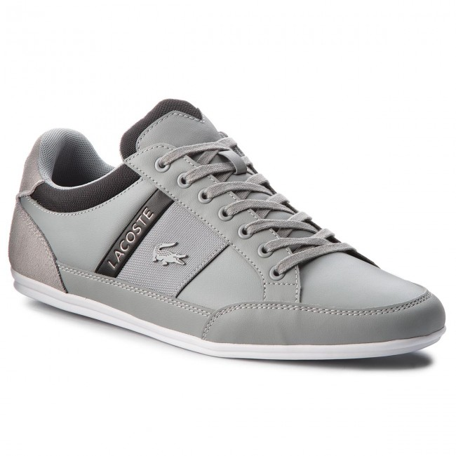 Sneakers LACOSTE-Chaymon 318 Cam 3 Us Cam 318 7-36CAM0011276 Gry/Blk b8f241
