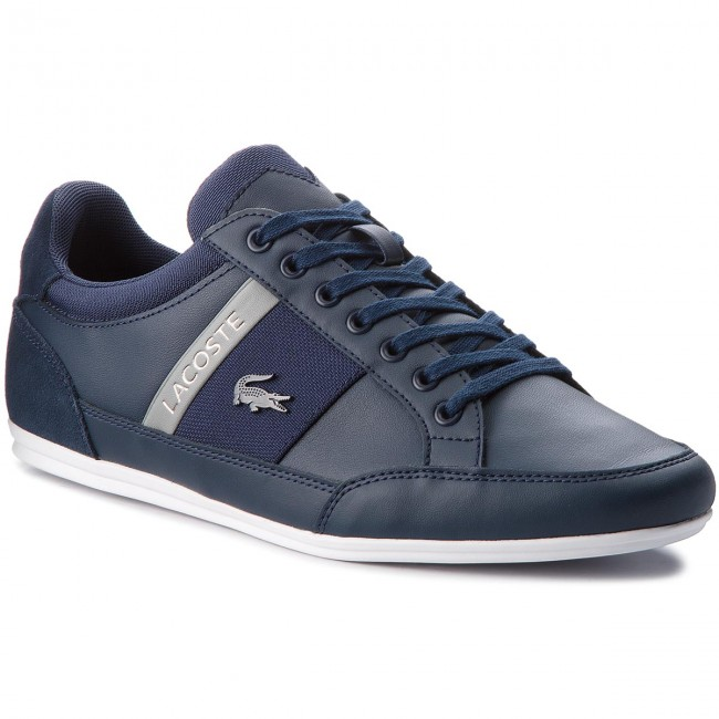 Sneakers 3 LACOSTE-Chaymon 318 3 Sneakers Us Cam 7-36CAM0011178 Nvy/Gry b92850