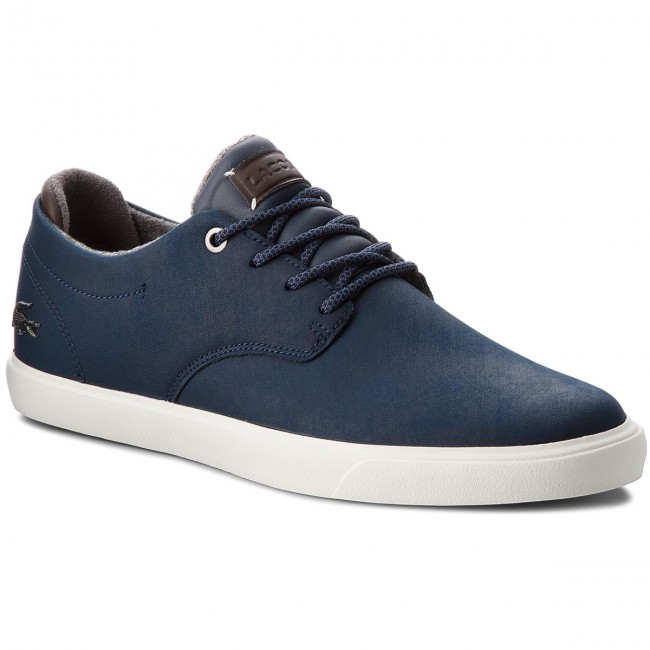 Sneakers LACOSTE-Esparre 318 Cam 1 Cam 318 7-36CAM00162Q8 Nvy/Brw 87faff
