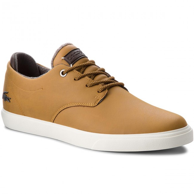 Sneakers 318 LACOSTE-Esparre 318 Sneakers 1 Cam 7-36CAM0016TB2 Tan/Brw f96bb5