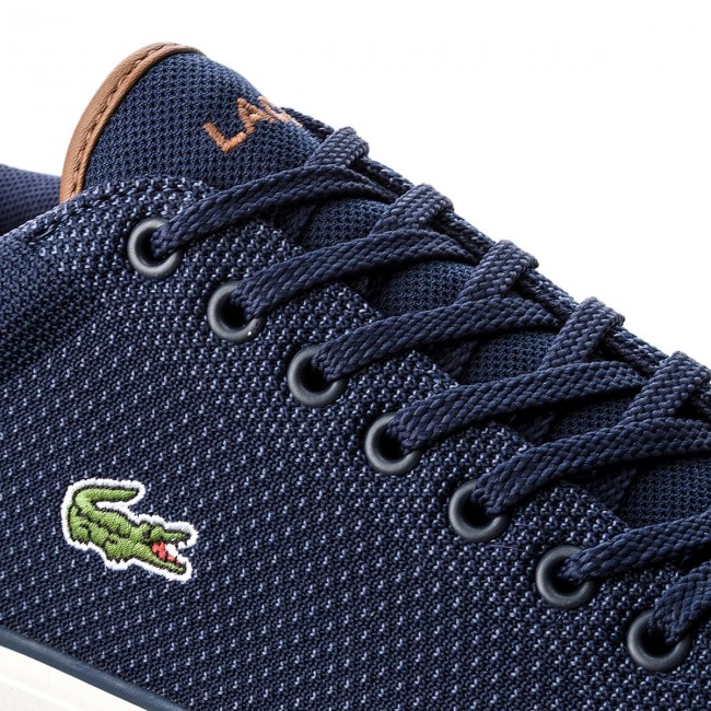 Sneakers LACOSTE-Lerond 318 1 Cam 7-36CAM0046NT1 Nvy/Tan