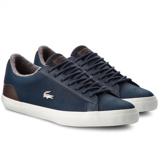 Sneakers LACOSTE-Lerond Nvy/Brw 318 2 Cam 7-36CAM00472Q8 Nvy/Brw LACOSTE-Lerond f90172