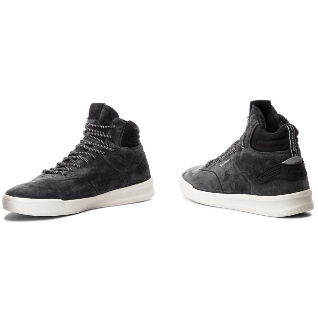 Sneakers PEPE 01 JEANS-Btn 01 PEPE PMS30472 Anthracite 982 cde4e9