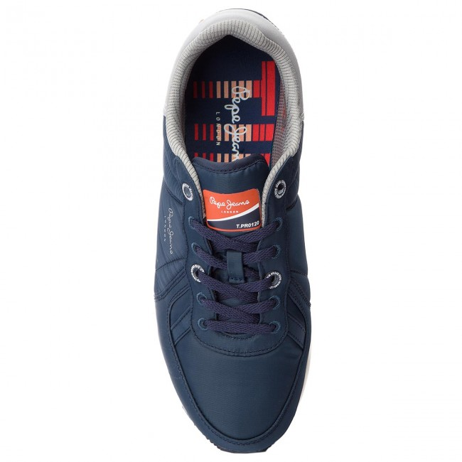 Sneakers JEANS-Tinker PEPE JEANS-Tinker Sneakers PMS30486  Navy 595 19d277