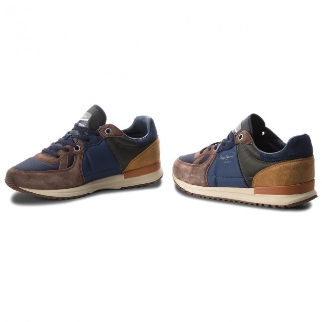 Sneakers JEANS-Tinker PEPE JEANS-Tinker Sneakers PMS30485  Stag 884 926c6a