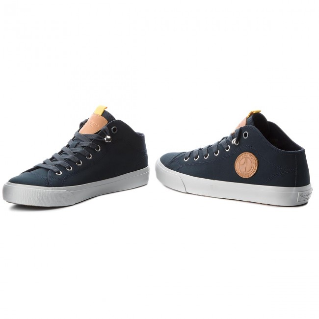 Turnschuhe PEPE JEANS-Industry Pro PMS30495 Navy 595