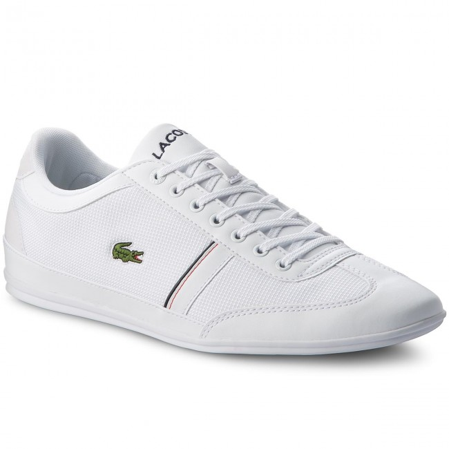 Sneakers LACOSTE-Misano Sport 318 1 Cam 7-36CAM0057042 Wht/Nvy
