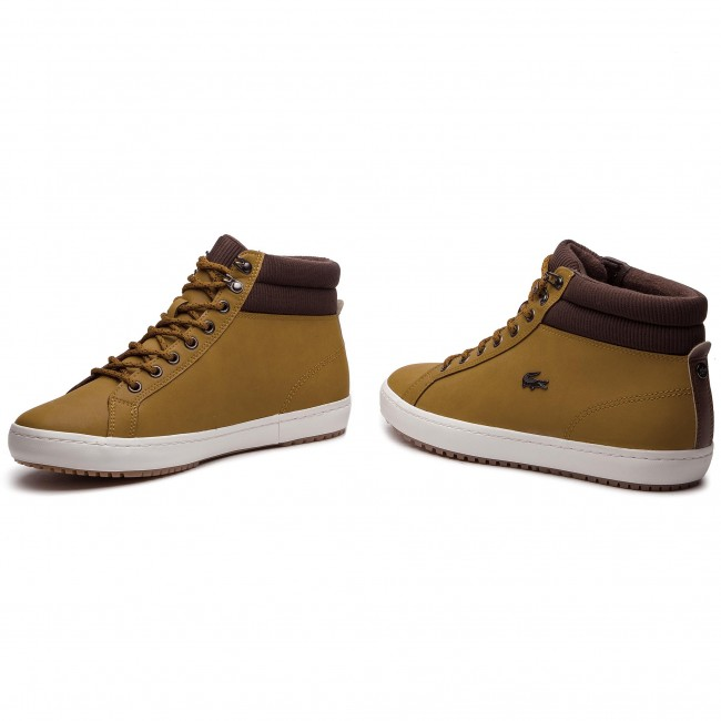 Sneakers LACOSTE-Straightset Insulac 3181 Cam Cam Cam 7-36CAM006451W Tan/Dk Brw 323104