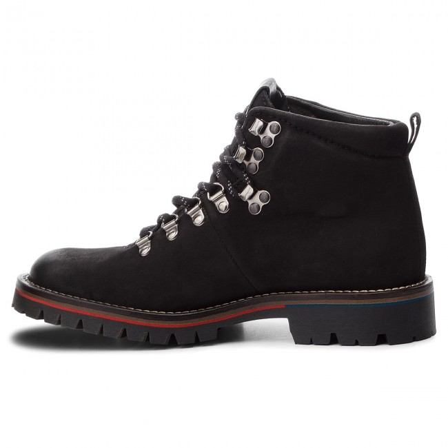 Trapperschuhe PEPE JEANS-Mountaineer PMS50167 Boot PMS50167 JEANS-Mountaineer schwarz 999 ef7842