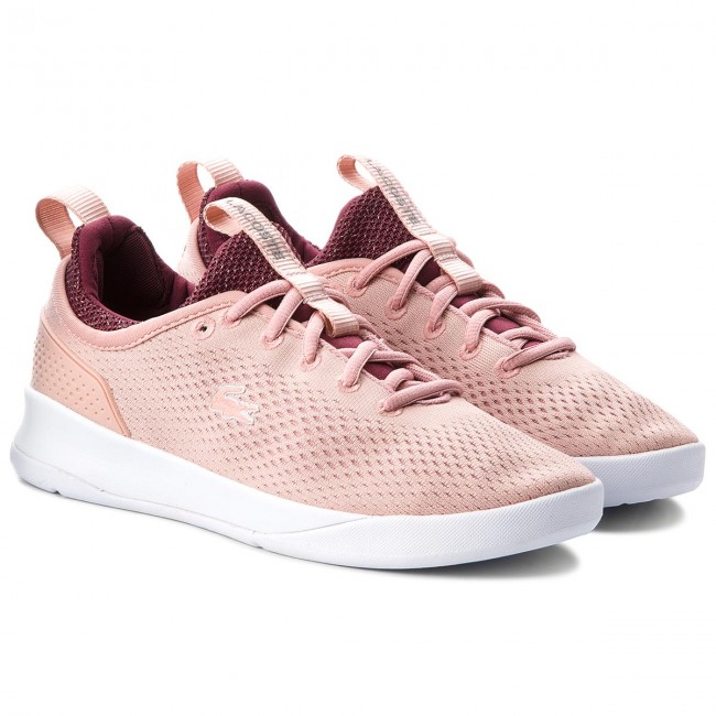 Sneakers LACOSTE                                                      Lt Spirit 2.0 318 1 Spw 7-36SPW00373T9 Pnk/Burg 4ae5a6