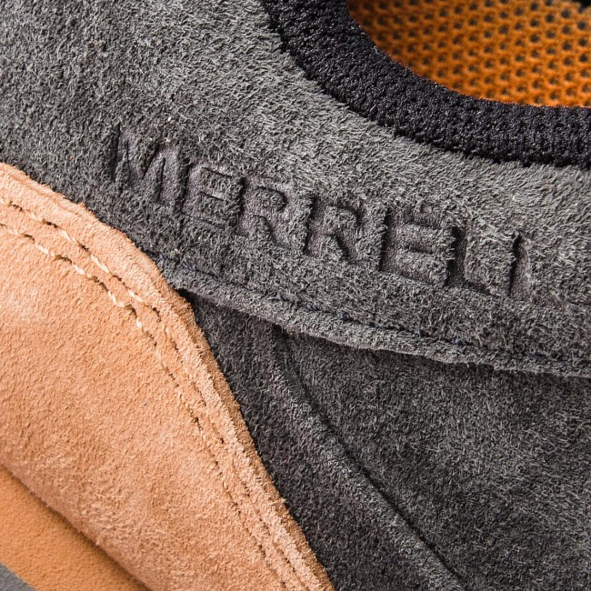 Halbschuhe MERRELL-Burnt Rock J95229 Tura Suede J95229 Rock  Granite 524eb0