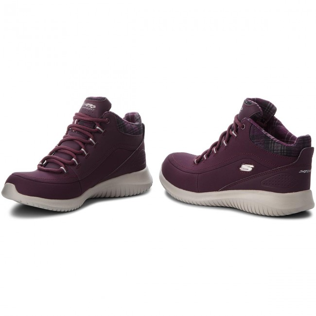 Sneakers SKECHERS       SKECHERS                                               Just Chill 12918/BURG Burgundy 0b7c77