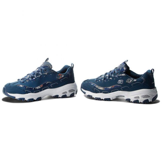 Sneakers SKECHERS                                                      Floral Days 13082/NVY Navy 369e92
