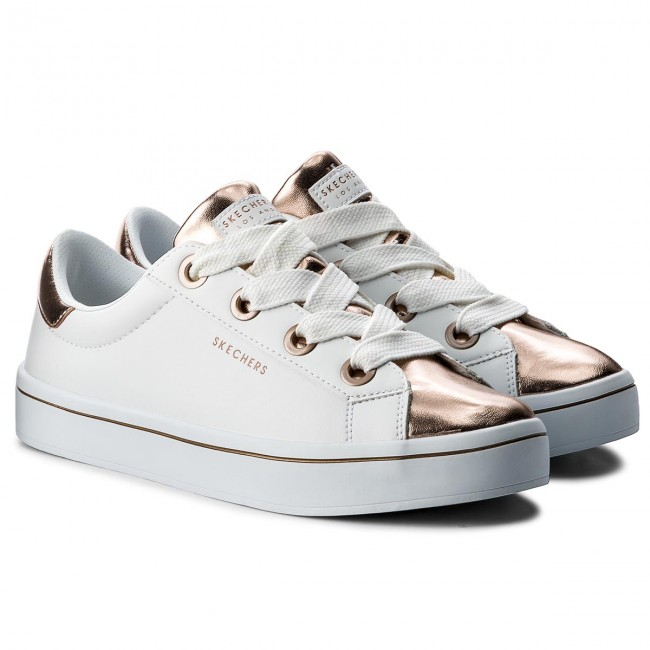 Sneakers SKECHERS                                                      Medal Toes 982/WTRG Weiß Rose Gold d865da