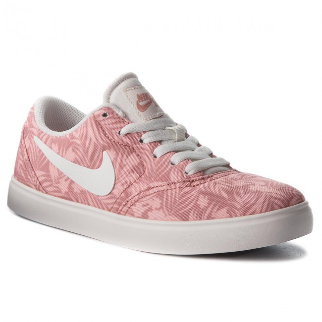 Schuhe NIKE  Sb Check Prm (GS) AO2983 600 Rust Pink/Summit White