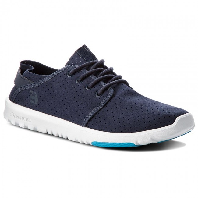 Sneakers ETNIES-Scout 4101000419 Dark Grey/Blue 061