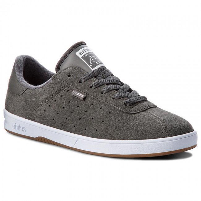 Sneakers ETNIES-The Scam 4101000462 Grey/White/Gum 380