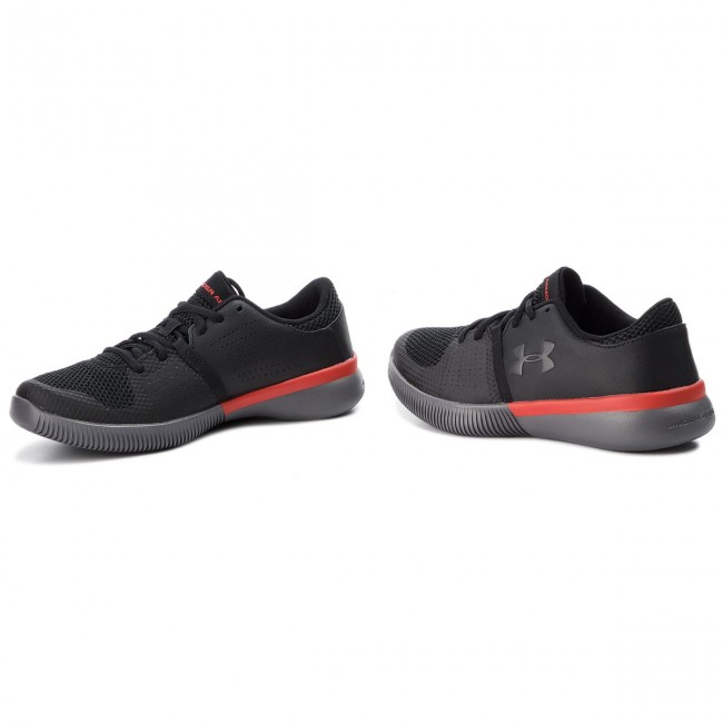 Schuhe Nm UNDER ARMOUR-Ua Zone 3 Nm Schuhe 3020753-001 Blk 780a55