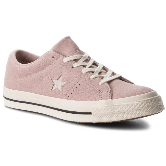 Turnschuhe CONVERSE                                                      One Star Ox 161539C Diffused Taupe/Silver/Egret 4ef0ee