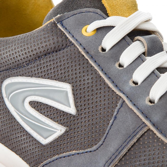 Sneakers CAMEL ACTIVE-Pyramid 487.11.01 487.11.01 487.11.01 Navy/schwarz/Yellow 7ae27c