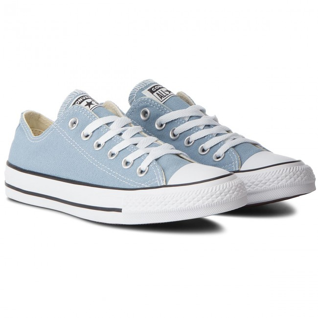 Sportschuhe CONVERSE                                                      Ctas Ox 162116C Washed Denim e03bfd