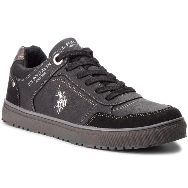 Sneakers U.S. POLO ASSN.-Valk WALKS4170W8/YS1 Blk Blk Blk 1c84e9