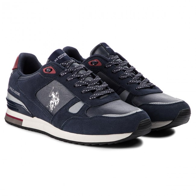 Sneakers Dkbl U.S. POLO ASSN.-Wilde FERRY4083W8/SY1 Dkbl Sneakers 64bbe8
