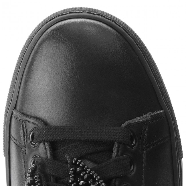 Sneakers STOKTON                                                      671-D-FW18 Vitello Nero/Acc Nero cd6f6a