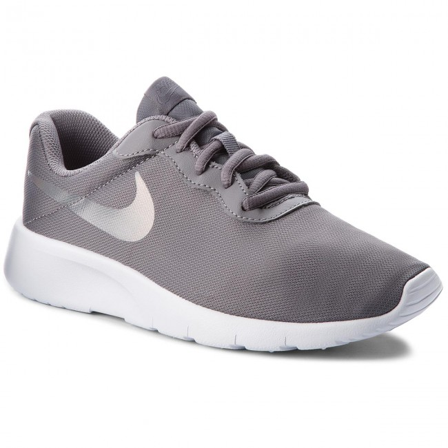 best website 2fae8 34137 Schuhe NIKE - Tanjun (GS) 818384 004 Gunsmoke Gunsmoke White