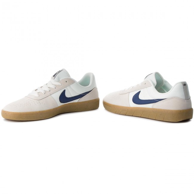 Schuhe NIKE-Sb Team Classic AH3360 100 Summit White/Blue Void/White