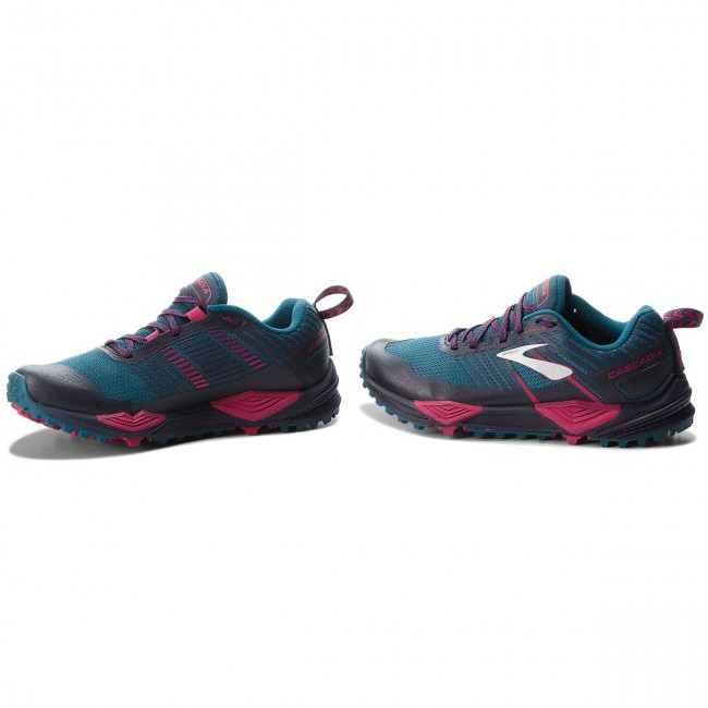 Schuhe BROOKS                                                      Cascadia 13 120274 1B 449 Ink/Navy/Pink 62ad0f