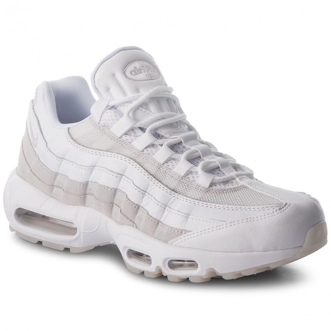 Schuhe NIKE-Air Max 95 Essential 749766 109  White/Vast Grey/Vast Grey