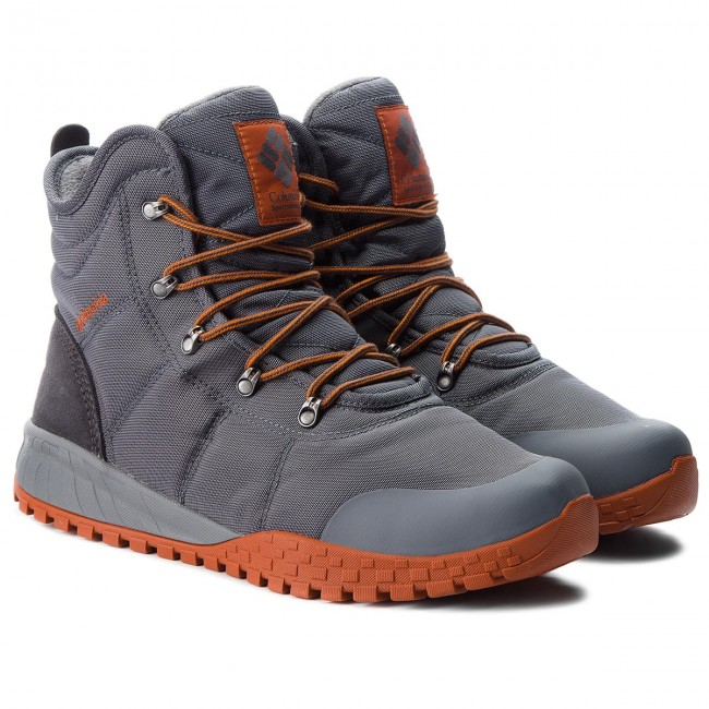 Trekkingschuhe COLUMBIA-Fairbanks 053 Omni-Heat BM2806 Graphite/Dark Adobe 053 COLUMBIA-Fairbanks be3c7b