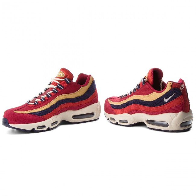 Schuhe NIKE-Air 603 Max 95 Prm 538416 603 NIKE-Air ROT Crush/Provence Purple 60af88
