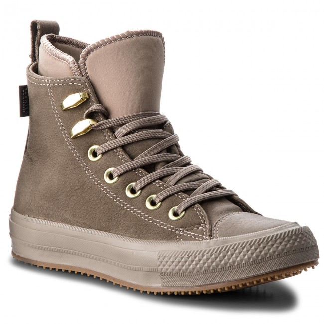 Sneakers CONVERSE Ctas Wp Boot Hi 558819C Malt/Malt/Brass