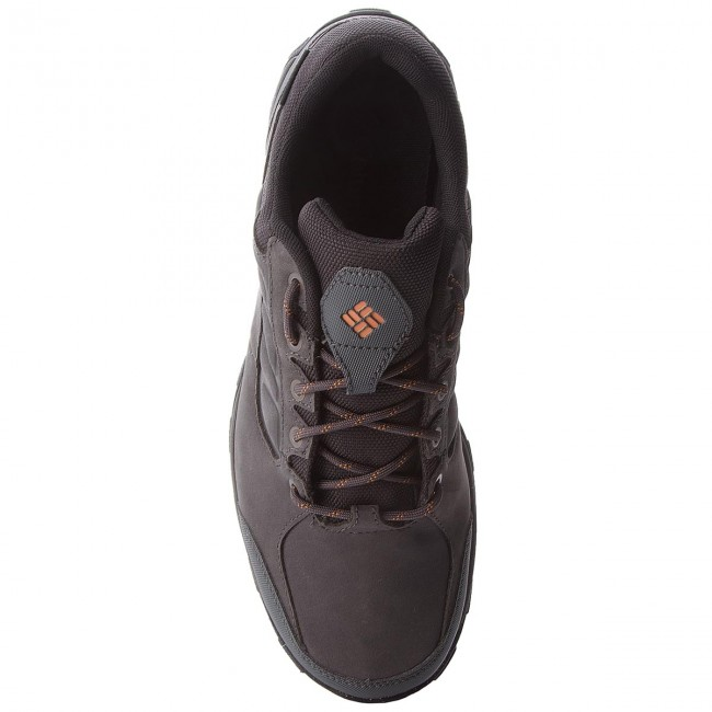 Trekkingschuhe BM5522 COLUMBIA-Ruckel Ridge Plus Waterproof BM5522 Trekkingschuhe Shark/Bright Copper 011 2b22f1