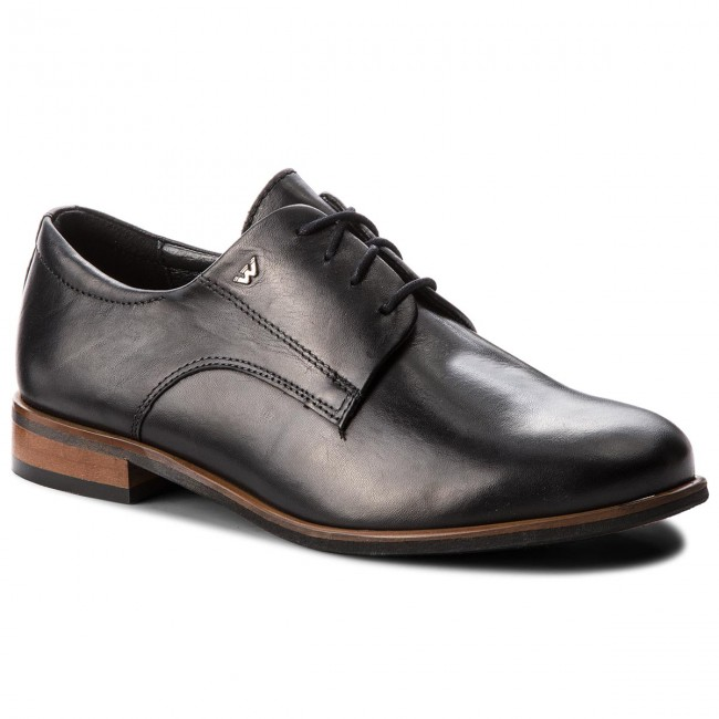 Oxfords WOJAS                                                      6462-51 Schwarz fea8be