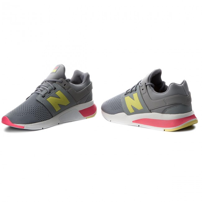 Sneakers NEW BALANCE                                                      KL247TIG Grau 6893df