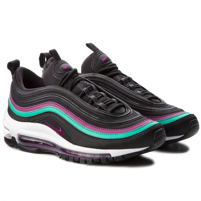 Schuhe NIKE       NIKE                                               Air Max 97 921733 008 schwarz/Bright Grape 0f2706