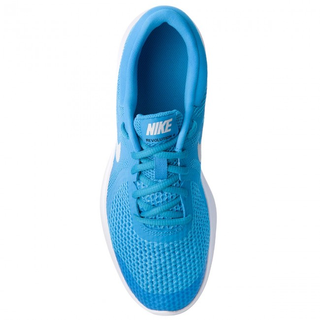 Schuhe NIKE                                                      Revolution 4 (GS) 943309 401 Blau Hero/Pure Platinum 1968db
