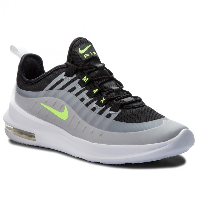 Schuhe NIKE                                                    Air Max Axis (GS) AH5222 005 Black/Volt/Wolf Grey