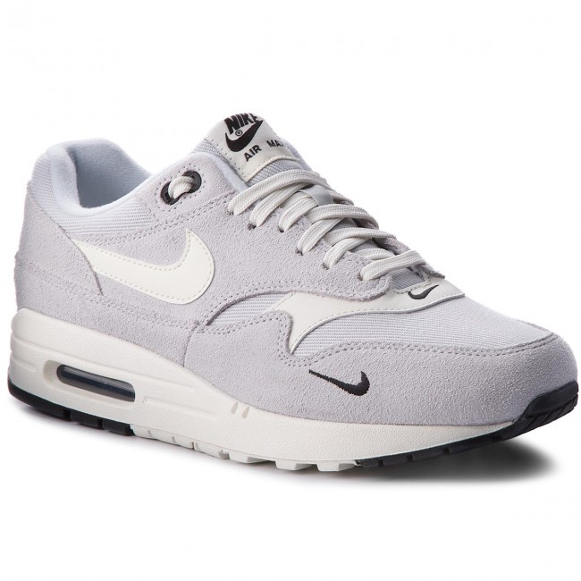 cheap for discount 5e326 e1417 Schuhe NIKE - Air Max 1 Premium 875844 006 Pure Platinum Sail Black
