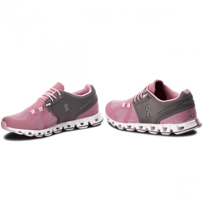 Schuhe ON                                                      Cloud 00019 Charcoal/Rose 99988 51518d