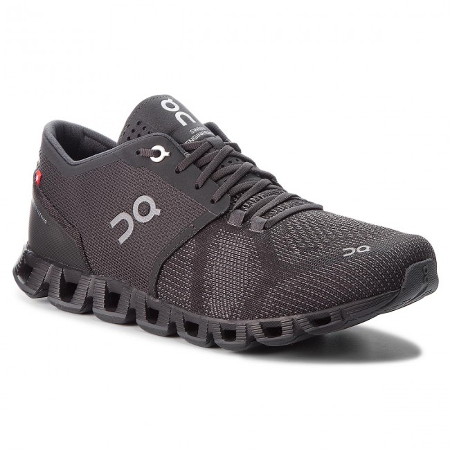 Schuhe ON-Cloud X X ON-Cloud 000020 schwarz/Asphalt 4005 72e2da