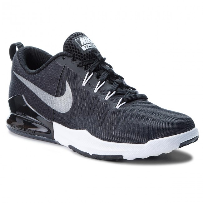 Schuhe NIKE-Zoom Train Action 852438 003 Black/Metallic Silver