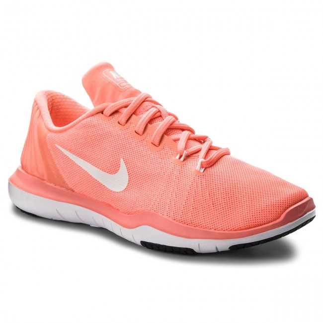 Schuhe NIKE                                                    Flex Supreme Tr 5 852467 600 Lava Glow/White/University Red