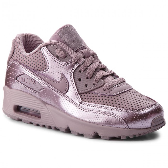 finest selection acaef 7b860 Schuhe NIKE - Air Max 90 Se Ltr (GS) 859633 600 Elemental Rose ...